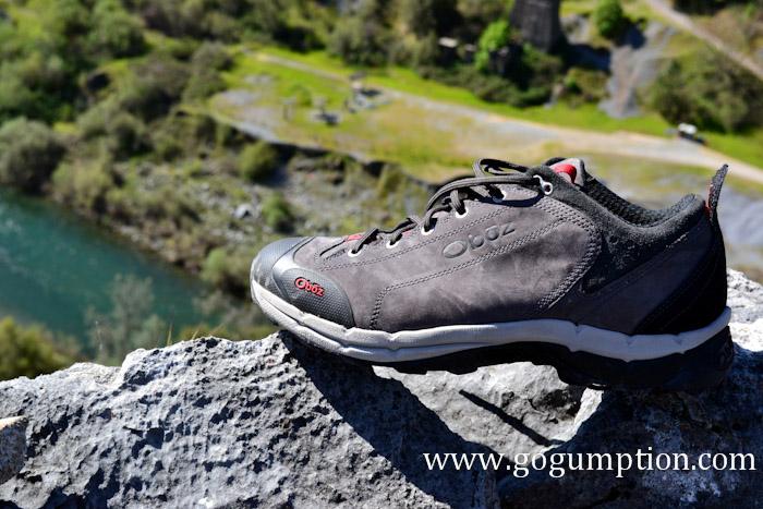 朴实中的豪华享受,谁用谁知道! — Oboz ARETE 山脊男款徒步鞋评测