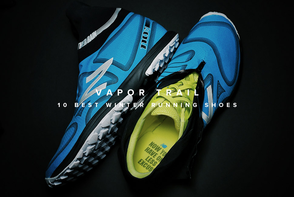 10 Best Winter Running Shoes 十佳冬季跑鞋选购