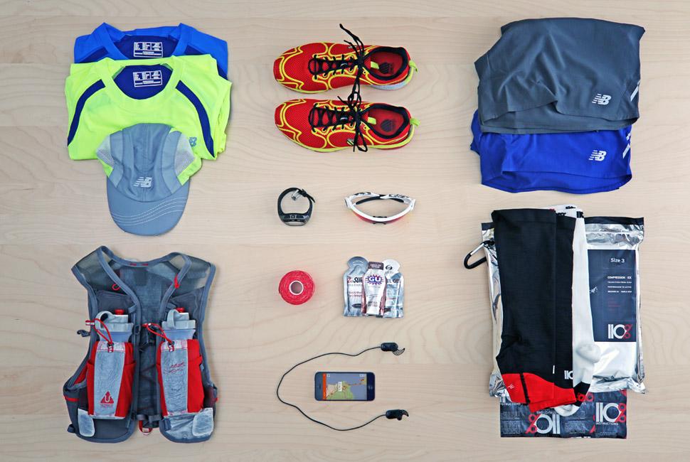 Kit: Summer Running 夏季跑步装备选购
