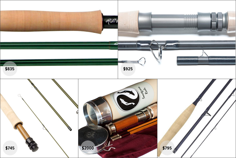 Thrown For a Loop: Five Great Fly Rods 路亚钓鱼竿选购