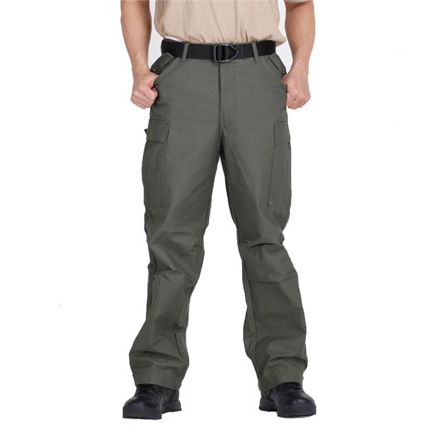 美国ALPHA阿尔法M65多口袋耐磨长裤冲锋裤 测评报告