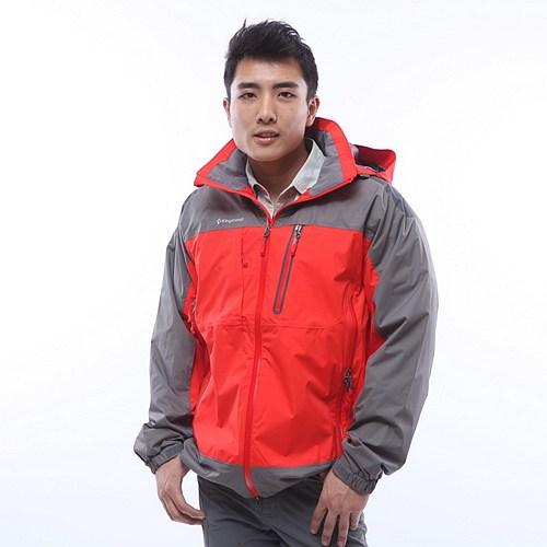 KingCamp/康尔健野两层冲锋衣男款KW8006测评报告