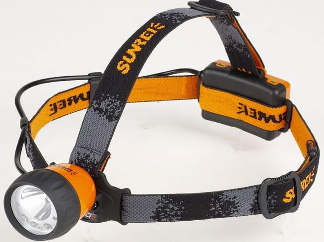 SUNREE/山瑞 Discover1(发现1)户外头灯评测