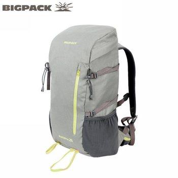 BIGPACK(派格)进化者28L 中短途旅行登山包BPH0047测评
