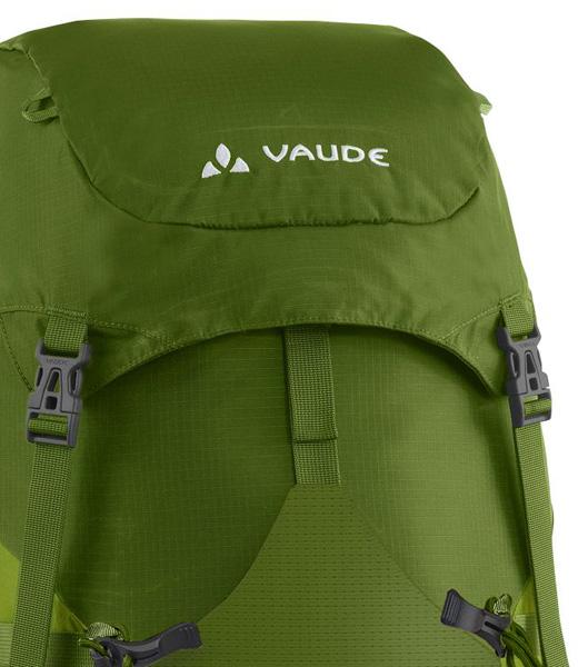 VAUDE沃德 BRENTA  50L徒步旅行双肩背11027 测评报告