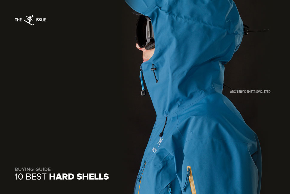 Shelling Out: 10 Best Winter Sports Hardshells 十佳冬季硬壳推荐