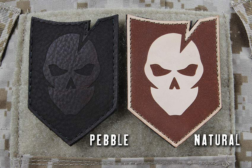 ITS Leather Morale Patches