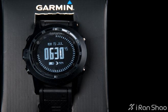 暗夜精灵—Garmin TACTIX-泰铁时多功能GPS腕表国行版火热开箱