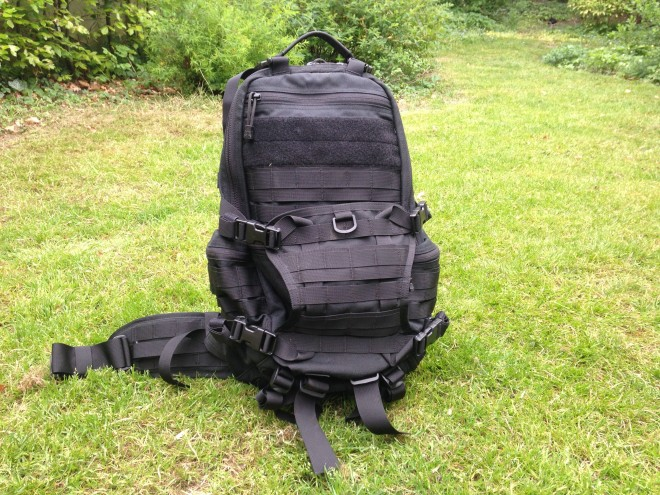 TAD FAST 背包实测: Triple Aught Design FAST Pack EDC
